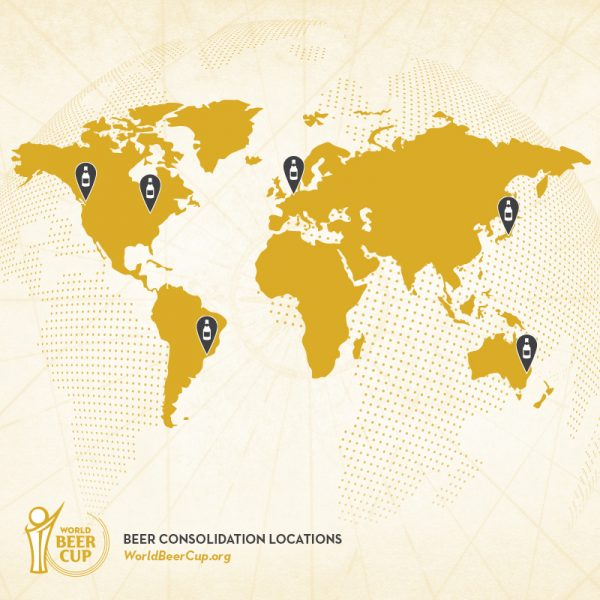 World Beer Cup Consolidation Points